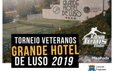 TORNEIO VETERANOS GRANDE HOTEL DE LUSO